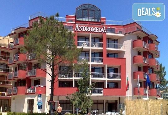Хотел Андромеда 3* - снимка - 1