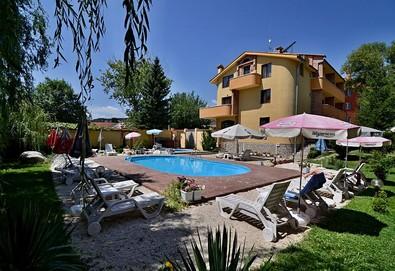 Релаксирайте през пролетта и лятото в семеен хотел Ив 2*, Велинград! 2 или 3 нощувки със закуски и вечери, ползване на минерален басейн! - Снимка