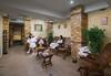 Релаксираща почивка в Хотел СПА клуб Бор 4*, Велинград! 1 или 2 нощувки със закуски и вечери, ползване на закрит топъл басейн с минерална вода и релакс зона, безплатно за дете до 5.99 г. - thumb 19
