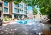 Изпратете лятото в апартхотел Сън Гейт 3*, Слънчев Бряг! 2 или 3 нощувки, ползване на басейн, шезлонг и чадър, безплатно за дете до 2.99г.!  - thumb 1