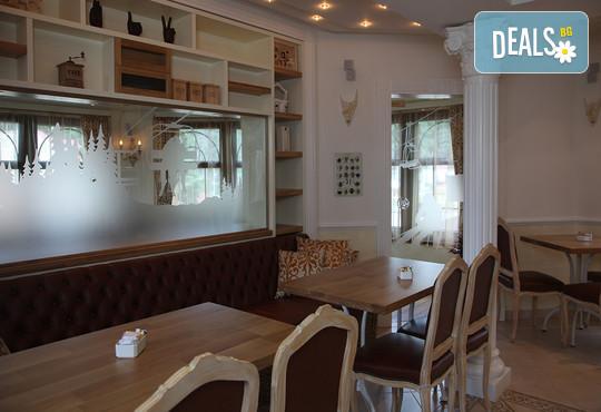 Апартаментен комплекс Алпин 4* - снимка - 14