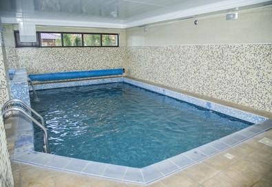Релакс и чист въздух в Сапарева баня! Нощувка със закуска и вечеря в хотел Емали, ползване на минерален басейн и джакузи, безплатно за дете до 3.99 г. - Снимка