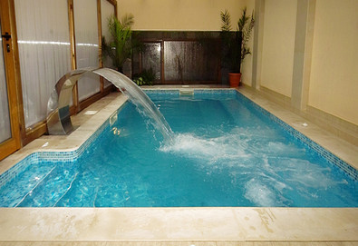 Релаксираща почивка в хотел Жери 3*, Велинград! 2 или 3 нощувки със закуски и вечери, ползване на минерален басейн и парна баня, безплатно за дете до 5.99г! - Снимка