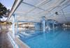 Почивайте през август или септември в Балнеохотел Аура 3*, Велинград! Нощувка със закуска и вечеря, ползване на уелнес пакет - 2 закрити и 1 открит минерален басейн, контрастен басейн, сауна, парна баня и тропически душ - thumb 28