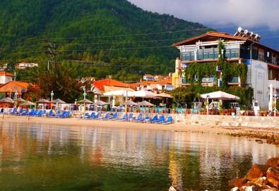 Нощувка на човек на база Закуска, Закуска и вечеря в Blue Sea Beach Hotel, о. Тасос - Снимка