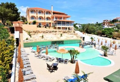 Нощувка на база Закуска,Закуска и вечеря в Grand Beach Hotel 4*, Лименария, о. Тасос - Снимка