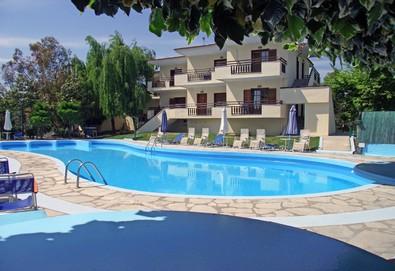 Нощувка на база Закуска в Macedon Hotel 3*, Лименас, о. Тасос - Снимка