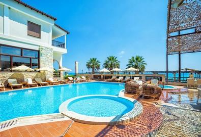 Нощувка на база Закуска и вечеря,All inclusive в Possidi Paradise Hotel 4*, Посиди, Халкидики - Снимка