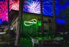 Нова година в Хотел Борова гора, Пирдоп! 2 нощувки със закуски, 1 обяд и 1 вечеря, Новогодишна вечеря и пограма с DJ, ползване на вътрешен басейн и сауна, безплатно за дете до 1.99 г. - thumb 1