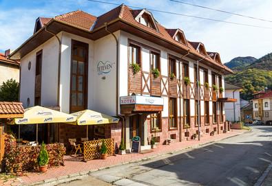 <p>Отпразнувайте Гергьовден в Тетевен!  Две нощувки със закуски и вечери, безплатно ползване на сауна, безплатно за деца до 6г.</p> - Снимка