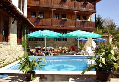 Почивайте в Хотел Перла в село Арбанаси! 1, 2, 3 или 5 нощувки със закуски или закуски и вечери, безплатно за дете до 4.99г. - Снимка