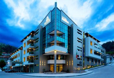 СПА почивка в хотел Персенк 5* в Девин! 1 нощувка със закуска или закуска и вечеря, ползване на минерален басейн, сауна парк, джакузи и приключенски душ и зона за релакс - Снимка