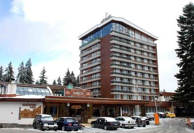 Зимна почивка в Гранд хотел Мургавец 4*, Пампорово! Нощувка с изхранване по избор, ползване на басейн, джакузи, фитнес и сауна - Снимка