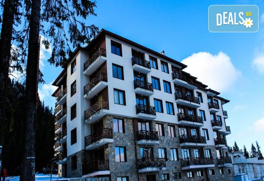 Апартхотел Pine Hills 3* - снимка - 4