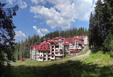 Прохладно лято в хотел Замъка 3*, Пампорово! 2или 3 нощувки, ползване на джакузи и сауна, безплатно за деца до 5.99г.  - Снимка