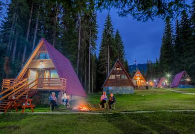 Почивка в Пампорово, Вилно селище Малина, от април до юли!  1, 3 или 5 нощувки в самостоятелна вила за двама или за трима/ четирима, безплатно за дете до 5 г. - Снимка
