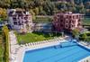 Пълноценна почивка в хотел Елеганс Спа 3*, Огняново! 2, 3 или 4 нощувки със закуски и вечери, ползване на външен и вътрешен басейн с минерална вода, джакузи, сауна, парна баня, безплатно за дете до 3.99г.! - thumb 2