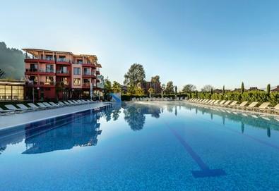 Пълноценна почивка в хотел Елеганс Спа 3*, Огняново! 2, 3 или 4 нощувки със закуски и вечери, ползване на външен и вътрешен басейн с минерална вода, джакузи, сауна, парна баня, безплатно за дете до 3.99г.! - Снимка