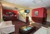Релаксираща почивка в хотел Тайм Аут 3*,Сандански! 1 нощувка със закуска, ползване на закрит минерален басейн, джакузи и парна баня, безплатно за дете до 5.99 г. - thumb 11