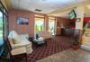 Релаксираща почивка в хотел Тайм Аут 3*,Сандански! 1 нощувка със закуска, ползване на закрит минерален басейн, джакузи и парна баня, безплатно за дете до 5.99 г. - thumb 12