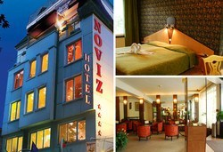 29.11 - 29.12 в хотел Новиз 4*, Пловдив! 1 нощувка със закуска и вечеря, СПА пакет