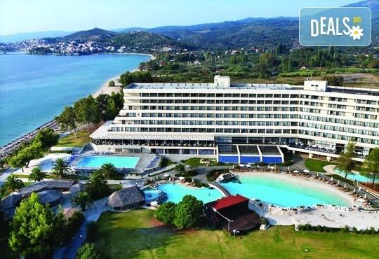 Porto Carras Sithonia Thalasso Hotel 5* - снимка - 2