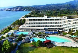 Лято 2016 в Porto Carras SithoniaThalasso Hotel, Халкидики на база AI