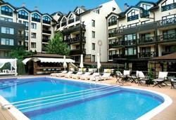 До 31.03 в Premier Luxury Mountain Resort 5*, Банско: нощувка със закуска и вечеря, СПА