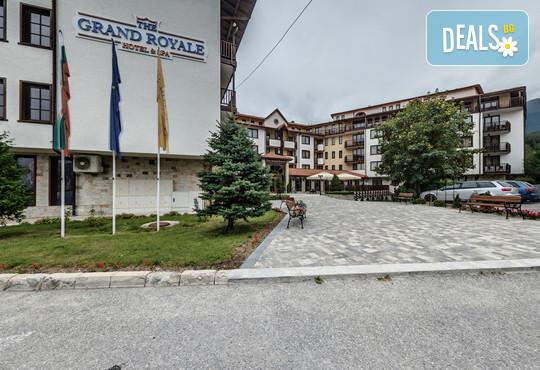 Апартаментен хотел Гранд Рояле 4* - снимка - 37