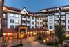 Почивка през есента в Апартаментен хотел Гранд Рояле 4*, Банско! Нощувка със закуска и вечеря, ползване на закрит басейн, арома сауна и парна баня, безплатно за дете до 2.99г.! - thumb 2