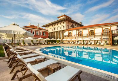 Слънчева почивка за 24 май в Каменград Хотел & СПА 4*, Панагюрище! 2 или 3 нощувки със закуски и вечери, празнична вечеря, ползване на СПА - Снимка