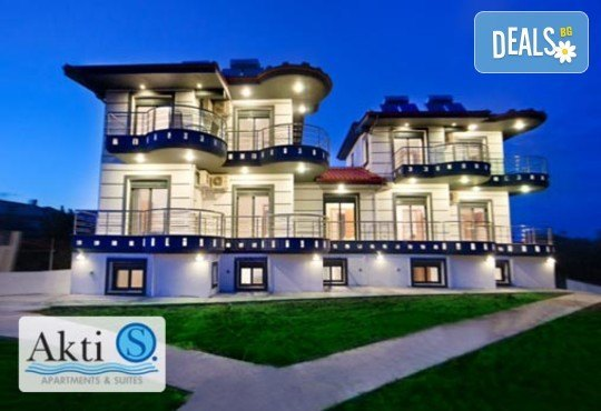 Akti-s Apartments And Suites - снимка - 1
