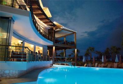 Нощувка на база Закуска и вечеря в Cosmopolitan Hotel & Spa 4*, Паралия Катерини, Олимпийска ривиера - Снимка