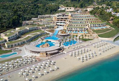 Великден в Miraggio Thermal Spa Resort 5*, Халкидики! 3 нощувки на база BB, HB или FB с включени Великденски обяд и празнична програма - Снимка