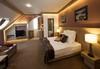 Почивка в хотел Амира 5* в Банско през пролетта или есента! Нощувка със закуска или закуска и вечеря, ползване на вътрешен басейн, джакузи, финландска сауна, инфраред сауна, парна баня и стая за релакс, безплатно за първо дете до 12.99 г.  - thumb 10