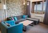 Почивка в хотел Амира 5* в Банско през пролетта или есента! Нощувка със закуска или закуска и вечеря, ползване на вътрешен басейн, джакузи, финландска сауна, инфраред сауна, парна баня и стая за релакс, безплатно за първо дете до 12.99 г.  - thumb 13