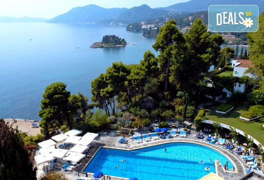 Corfu Holiday Palace Hotel 5* - снимка - 3