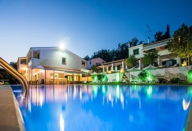 Нощувка на база Закуска,Закуска и вечеря в Across Paradise Inn Hotel 3*, Лиападес, о. Корфу - Снимка