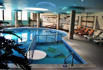 Посрещнете Великден в хотелски комплекс Зара 4* в Банско! 3 или 4 нощувки със закуски, обяди и вечери, празничен обяд на 19.04., ползване на релакс център - вътрешен басейн с детски сектор, сауна, парна баня, фитнес, джакузи и стая за релакс - Снимка