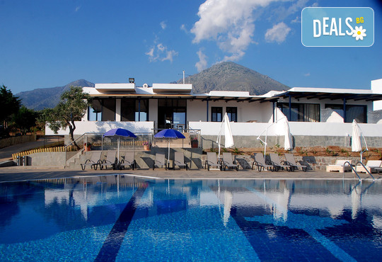 Samothraki Beach Apartments & Suites Hotel 3* - снимка - 1