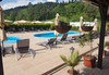 Пролетна почивка в Хотел Алегра 3*, Велинград! Нощувка със закуска или закуска и вечеря, ползване на минерален басейн, сауна, парна баня, зала за релакс, вътрешно и външно джакузи и топли лежанки - thumb 19