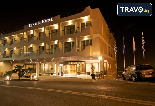 Egnatia City Hotel & Spa 4* - снимка - 1