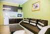 Летен релакс в комплекс Дарибел, Сапарева баня! Нощувка в апартамент за до четирима, ползване на външен басейн, безплатно за дете до 5.99г. - thumb 12