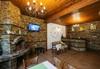 Коледни празници в Къща за гости Къщата на времето, с. Огняново! 2 или 3 нщувки за до 14 човека, ползване сауна, външно барбекю с панорамна гледка, оборудвана кухня и камина - thumb 12