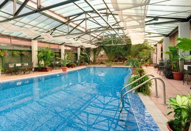 Почивка в слънчевия Петрич! 1 нощувка в SPA Hotel Bats 4*, ползване на минерален басейн, парна баня и сауна, безплатно за дете до 5.99г. - Снимка