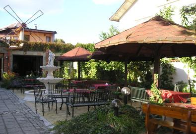 Релаксирайте в  хотел Цезар, Хисаря! Нощувка със закуска и вечеря или закуска, обяд и вечеря, безплатно настаняване на деца до 10 г - Снимка
