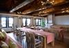 Почивка през есента в Родопите! Нощувка със закуска и вечеря в хотел Лещен в село Лещен, ползване на вътрешен топъл басейн, вътрешно джакузи, зона за релакс, безплатно за дете до 5.99 г.  - thumb 29