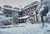 Нова година в хотел Евелина Палас 4*, Банско! 3, 4 или 5 нощувки със закуски иили закуски и вечери, голям вътрешен басейн, сауна и фитнес, безплатно за дете до 12г.  - thumb 1