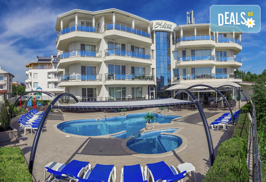 Семеен хотел Адена 3* - снимка - 2