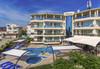 Цяло лято на 150 м. от плажа в хотел Адена 3*, Черноморец! Нощувка със закуска, ползване на басейн, шезлонг и чадър, безплатно за дете до 1.99 г.  - thumb 28